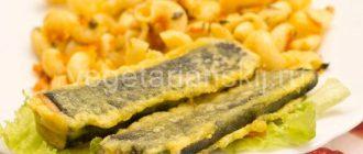 Вегетарианская рыба (веганская)