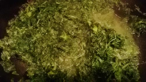 зеленый чатни