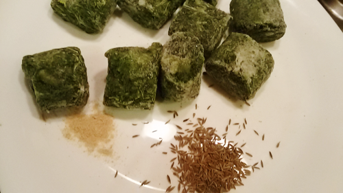 специи для зеленого чатни