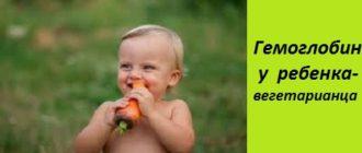 дети и вегетарианство