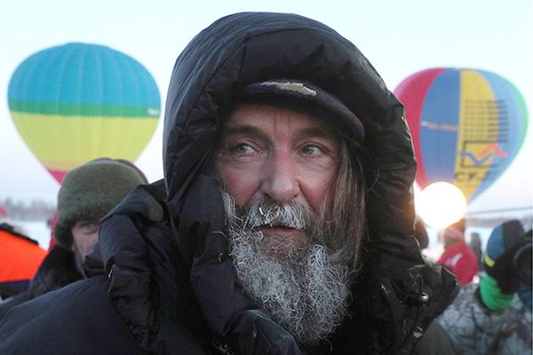 Фёдор Филиппович Конюхов, путешественник, рекордсмен