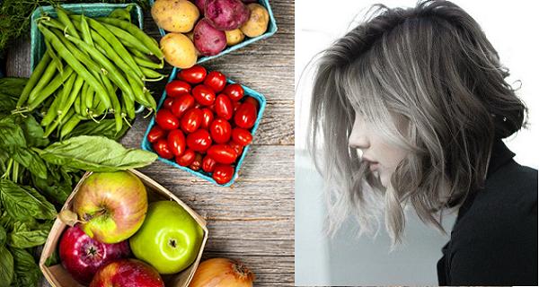 вегетарианство и волосы