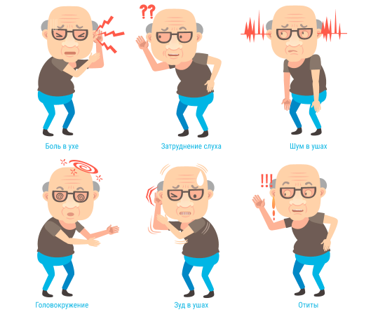 вегетарианство и болезни органов слуха