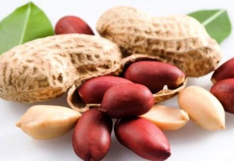 плоды арахиса, из которых делают арахисовую пасту