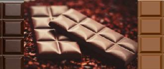 веганский сыроедческий шоколад